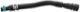 Schlauch, Benzindampfabsaugung 4752382 (1040872) - Saab 9-5 (-2010)