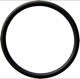Oil seal, Automatic transmission Overdrive Solenoid 1239835 (1040900) - Volvo 200, 700, 900