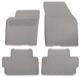 Fußmattensatz Gummi grau 39807172 (1041075) - Volvo C30