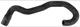 Radiator hose left Engine cooler - Termostat housing 4898839 (1041158) - Saab 9-3 (-2003)