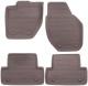 Fußmattensatz Gummi braun 9124262 (1041271) - Volvo V40 (2013-), V40 XC