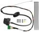Elektrosatz, Anhängerkupplung 13 -polig 31414903 (1041277) - Volvo V40 (2013-), V40 XC