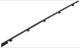Drip rail moulding left rear Section 12795075 (1042557) - Saab 9-3 (2003-)