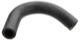 Heater hose 1214756 (1042625) - Volvo 850, 900, C70 (-2005), S70 V70 (-2000)