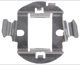 Retainer, Illuminant H7 Sheet steel  (1042852) - Saab 9-3 (2003-)