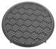 Speaker cover 9447457 (1043635) - Volvo 900, V90 (-1998)