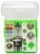 Spare Bulb kit H4 12 V 10 -piece