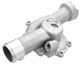 Housing, Water pump rear Section 9173741 (1043914) - Saab 9-3 (-2003), 9-5 (-2010)