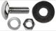 Chrome bold, Bumper Kit  (1044097) - Volvo 120 130 220, PV