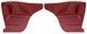 Bezug, Innenverkleidung Seitenverkleidung Satz für beide Seiten  (1044174) - Volvo 120 130