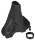 Gear lever gaiter charcoal 30650012 (1044469) - Volvo S60 (-2009), V70 P26, XC70 (2001-2007)