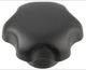 Handle, Seat adjustment for Lumbar support 4938189 (1044908) - Saab 9-3 (-2003)