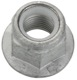 Nut, Mount Shock absorber Front axle upper self-locking 999250 (1045373) - Volvo C30, C70 (2006-), S40 V50 (2004-), V40 (2013-), V40 XC