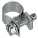 Schlauchschelle 7 mm 9 mm starr alte Ausführung  (1045587) - universal
