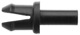 Clip, Bumper mount 1376384 (1046178) - Volvo 700