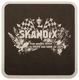 Bierdeckel SKANDIX Logo Racing 100 Stück