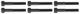 Schraube, Antriebswelle Hinterachse Satz  (1046986) - Volvo 300
