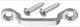 Brace, Luggage strap 669657 (1047153) - Volvo P1800, P1800ES