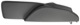Side panel, Seat Front seat outer left charcoal 39810503 (1047364) - Volvo S60 (2011-2018), S60 XC (-2018), S80 (2007-), V60 (2011-2018), V60 XC (-18), V70 (2008-), XC60 (-2017), XC70 (2008-)