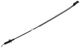 Cable, Door opener rear fits left and right 31253056 (1047545) - Volvo S60 (-2009), V70 P26, XC70 (2001-2007)