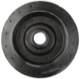 Spacer, Spring mounting Front axle upper Rubber