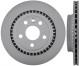 Bremsscheibe Hinterachse Innenbelüftet 31471033 (1047820) - Volvo XC60 (-2017)
