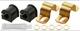 Buchse, Fahrwerk Vorderachse Stabilisator Satz für beide Seiten 678907 (1048135) - Volvo 164