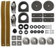 Bushing, Suspension Rear axle Kit for both sides  (1048214) - Volvo PV