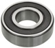 Ball bearing Guide pulley, Air Condition  (1048438) - Volvo 120 130 220, P1800, P1800ES