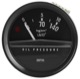 Gauge, oil pressure 682160 (1048706) - Volvo P1800, P1800ES