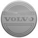 Nabenkappe silber für Stahlfelgen 14 Zoll 1312802 (1049127) - Volvo 200