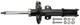 Stoßdämpfer Vorderachse für links und rechts passend Gasdruck  (1049288) - Saab 9-3 (2003-)