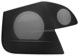 Speaker cover 39961863 (1050040) - Volvo S60 (-2009), V70 P26, XC70 (2001-2007)