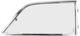 Ausstellfenster hinten rechts klar NOS, aus altem Lagerbestand 680445 (1050188) - Volvo 140