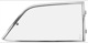 Ausstellfenster hinten rechts klar NOS, aus altem Lagerbestand 1203137 (1050189) - Volvo 140, 200