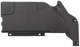 Cover, Battery box 12825516 (1051089) - Saab 9-3 (2003-)