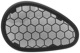 Lautsprecherverkleidung 12831363 (1051214) - Saab 9-3 (2003-)
