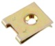 Sheet nut 4,8 mm 92151849 (1051311) - Saab 9-3 (-2003), 9-5 (-2010), 900 (1994-), 9000