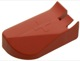 Cover, Battery positive terminal red 9456617 (1051510) - Volvo S80 (-2006)