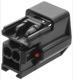 Plug housing Blade terminal sleeve 9168792 (1051535) - Volvo universal ohne Classic