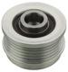Freewheel clutch, Alternator  (1051605) - Volvo C30, C70 (2006-), S40 V50 (2004-)