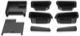 Ablage Tür Mittelkonsole Satz 5 -teilig  (1051854) - Volvo XC60 (-2017)