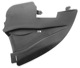 Air guide Bumper front outer left 9190497 (1051916) - Volvo S60 (-2009), V70 P26