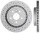 Bremsscheibe Hinterachse gelocht/ innenbelüftet Sportbremsscheibe 31471033 (1052094) - Volvo XC60 (-2017)