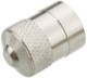 Ventilkappe Metall  (1052568) - universal