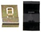 Clip Wheel cover Clamp Kit 9101502 (1052788) - Saab 900 (-1993), 9000