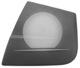 Speaker cover 9478683 (1054217) - Volvo S60 (-2009), V70 P26, XC70 (2001-2007)
