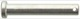 Bolt Accelerator pedal 668095 (1054232) - Volvo P1800