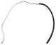 Hydraulic hose, Steering system 31340942 (1054435) - Volvo S60 (-2009), V70 P26, V70 P26, XC70 (2001-2007), XC70 (2001-2007)