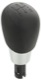Shift knob Synthetic material black 30735805 (1055026) - Volvo S80 (2007-), V70 (2008-)